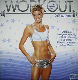 Jackie Warner's Workout Fitness Wall Calendar
