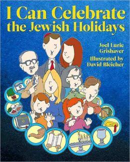 I Can Celebrate the Jewish Holidays