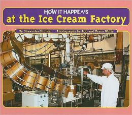 How it Happens: At the Ice Cream Factory