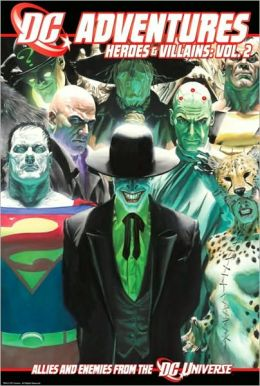 DC Adventures RPG: Heroes and Villains, Volume 2