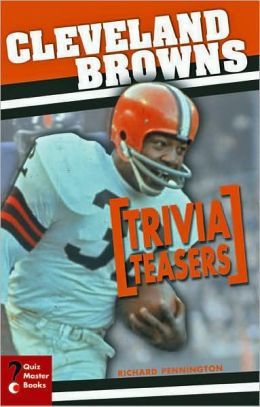 Cleveland Browns Trivia Teasers