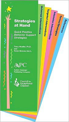 Strategies at Hand: Quick and Handy Strategies for Working with Students on the Autism Spectrum