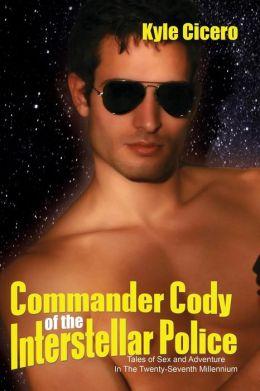 Commander Cody Of The Intersteller Police
