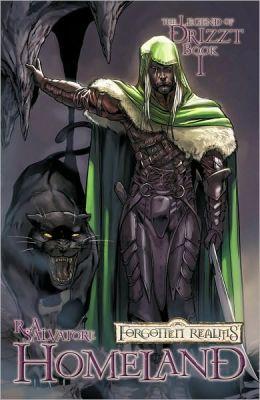 Forgotten Realms: The Legend of Drizzt, Volume 1: Homeland (Graphic Novel)
