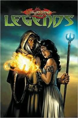Dragonlance Legends, Volume 1: Time of the Twins