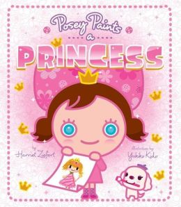 Posey Paints a Princess