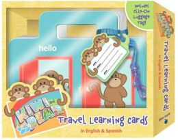 Kiwi and Pear's Travel Learning Cards