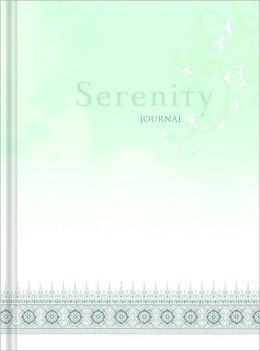 Serenity: A Prayer Journal