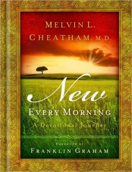 New Every Morning: A Devotional Journal