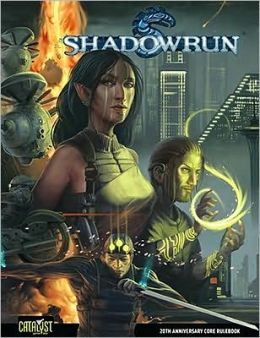 Shadowrun 4th Edition, 20th Anniversary Edition