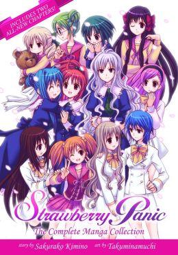 Strawberry Panic Omnibus (manga)