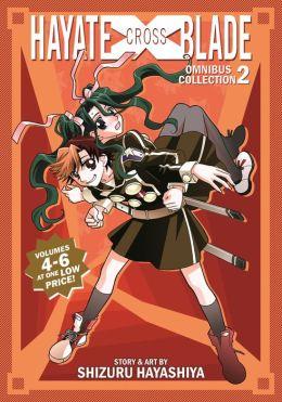 Hayate X Blade Omnibus 2