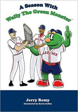 Season with Wally the Green Monster