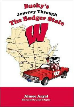 Bucky's Journey Through the Badger State!