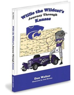 Willie the Wildcat's Journey Through Kansas