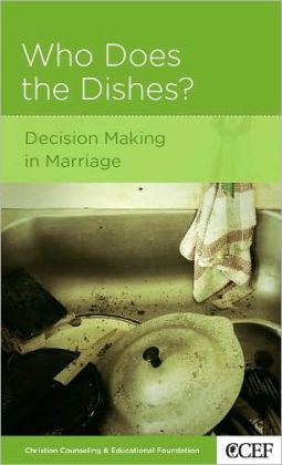 Who Does the Dishes?: Decision Making in Marriage