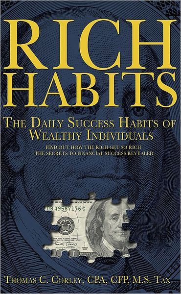 Read books online for free and no downloading Rich Habits: The Daily Success Habits of Wealthy Individuals 9781934938935 in English