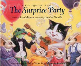 The Surprise Party (Rip Squeak Series)