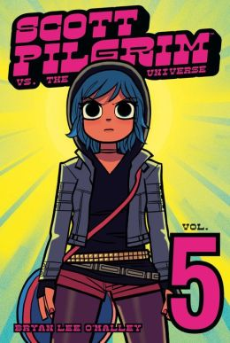 Scott Pilgrim vs. the Universe, Volume 5