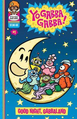 Yo Gabba Gabba: Good Night, Gabbaland