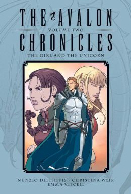 The Avalon Chronicles, Volume 2