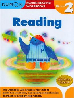 Kumon Reading Workbooks: Grade 2 Reading