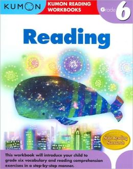 Kumon Reading Workbooks: Grade 6 Reading