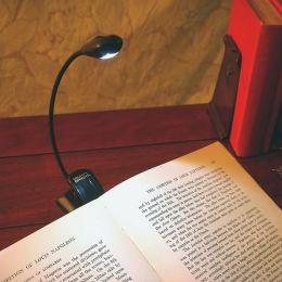 Mighty Bright Black Xtraflex LED Booklight (Batt Inc)