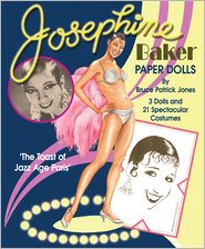 Josephine Baker Paper Dolls: The Toast of Jazz Age Paris