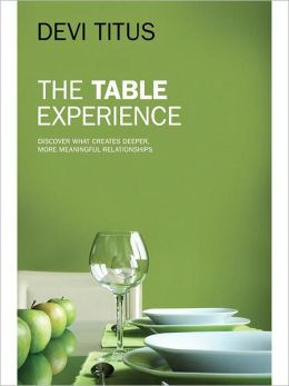 Table Experience