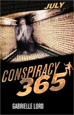Conspiracy 365 - July