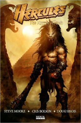 Hercules: The Knives of Kush