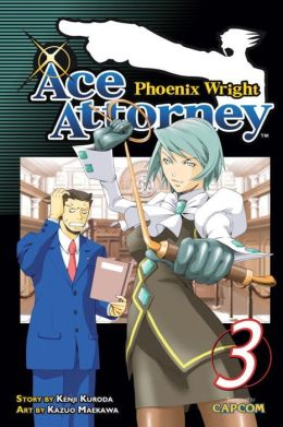 Phoenix Wright: Ace Attorney, Volume 3