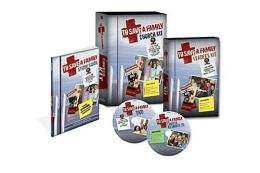 To Save a Family Church Kit [With CDROM and DVD and Leader's Guide, Planning Guide and Study Guide]