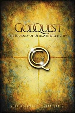 GodQuest: Discover the God Your Heart Is Searching For