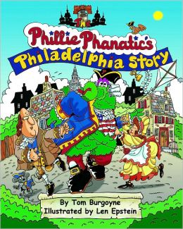 Phillie Phanatic's Philadelphia Story