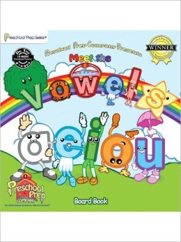 Meet the Vowels [Board Book]