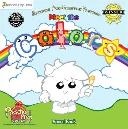 Meet the Colors [Board Book]