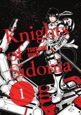 Knights of Sidonia, volume 1
