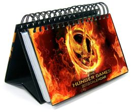2013 Hunger Games Desk Calendar