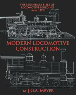 Modern Locomotive Construction