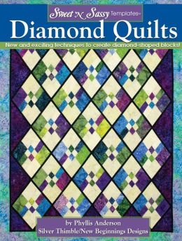 Sweet 'N Sassy Template Diamond Quilts