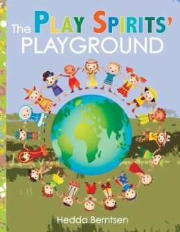 The Play Spirits' Playground Coloring Book
