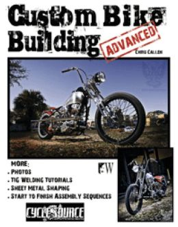 Custom Bike Building-Advanced