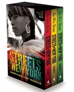 Streets of New York: The Complete Series Box Set