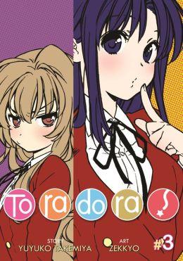 Toradora! Volume 3
