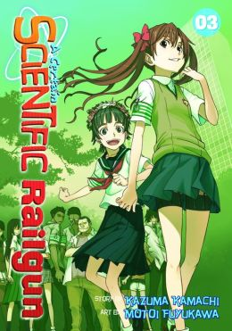 A Certain Scientific Railgun 3
