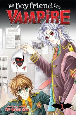 My Boyfriend is a Vampire Volume 1
