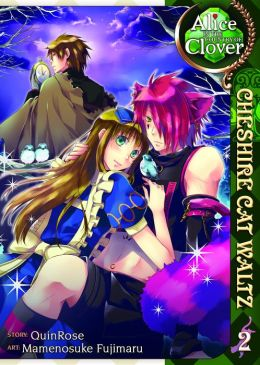 Alice in the Country of Clover: Cheshire Cat Waltz, Volume 2