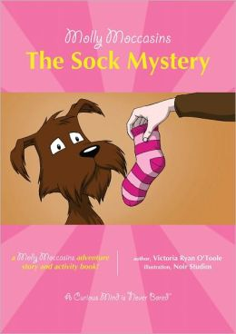 Molly Moccasins -- The Sock Mystery